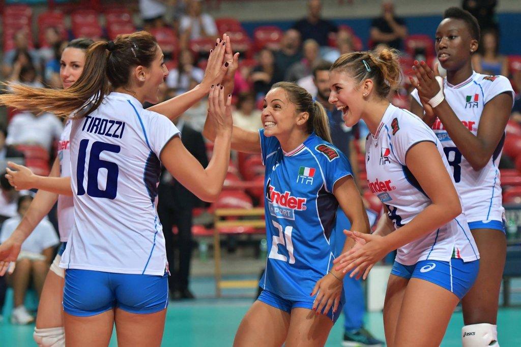 Campionati Europei Femminili 2017