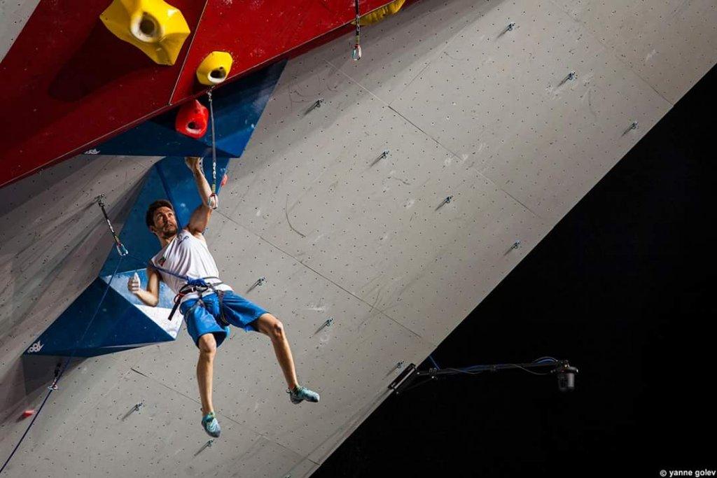 mondiali di arrampicata sportiva