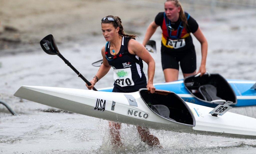 mondiali di canoa maratona
