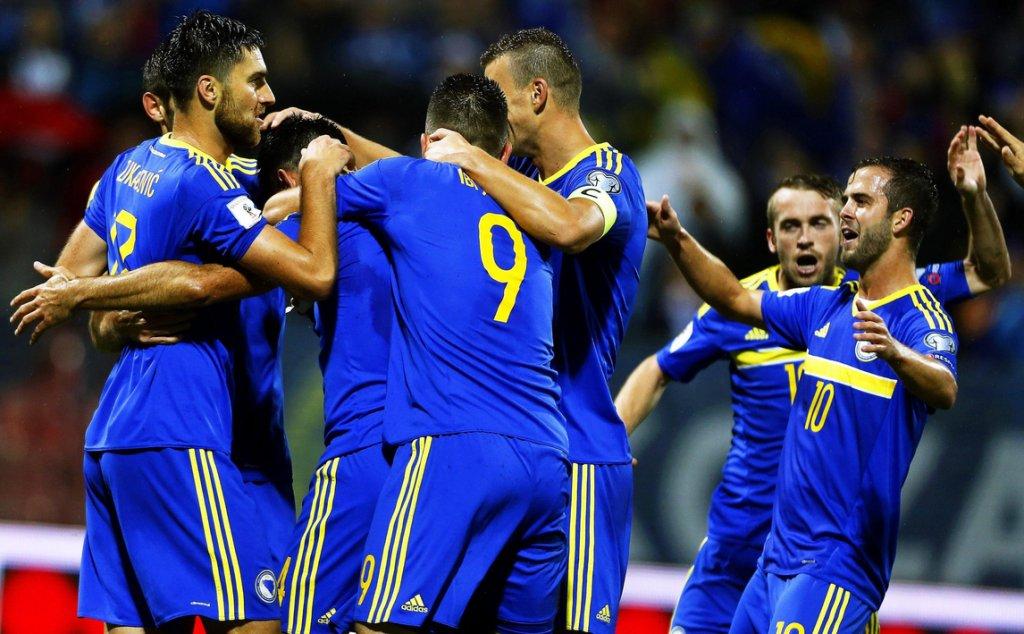 qualificazioni mondiali bosnia estonia