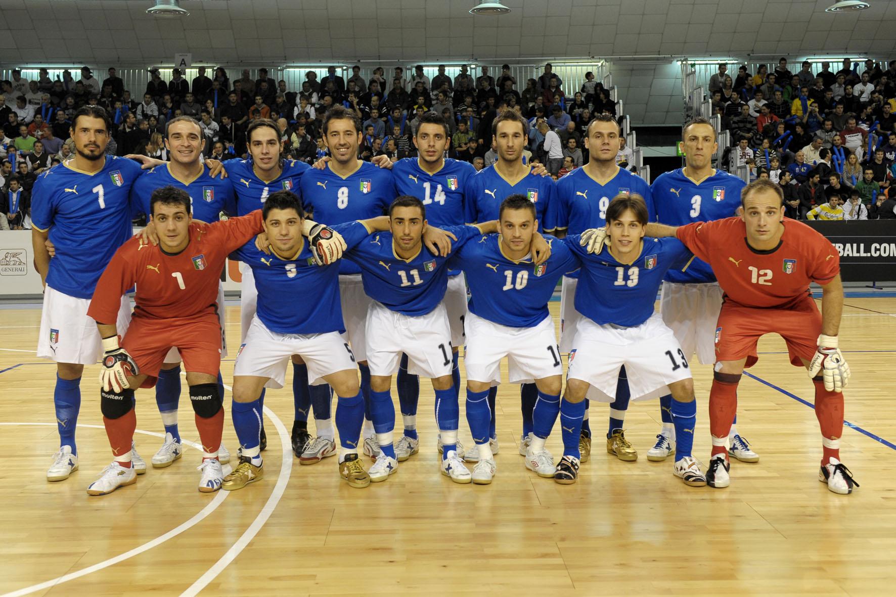 Mondiali Calcio a 5  L 11 settembre l esordio Azzurro - Mondiali.it bacb166bd0a55