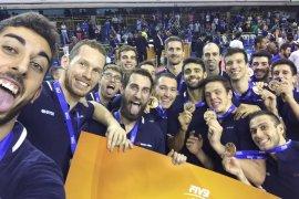 Trentino Volley sul podio del Mondiale per Club