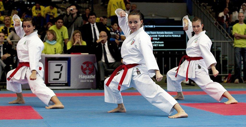 Campionato del mondo di Karate