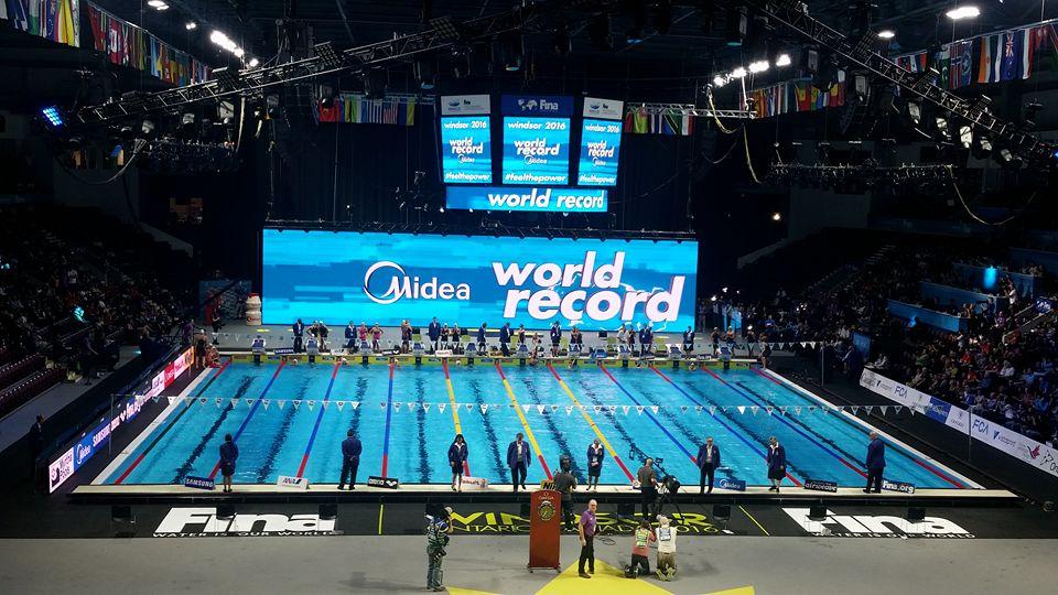 mondiale di nuoto