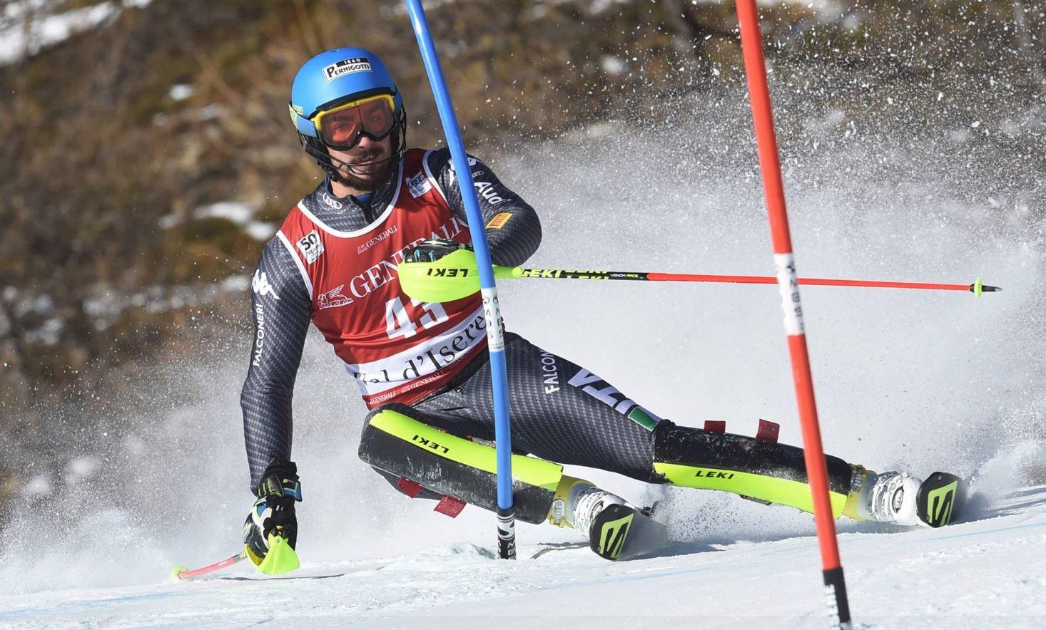 Slalom Val DIsere