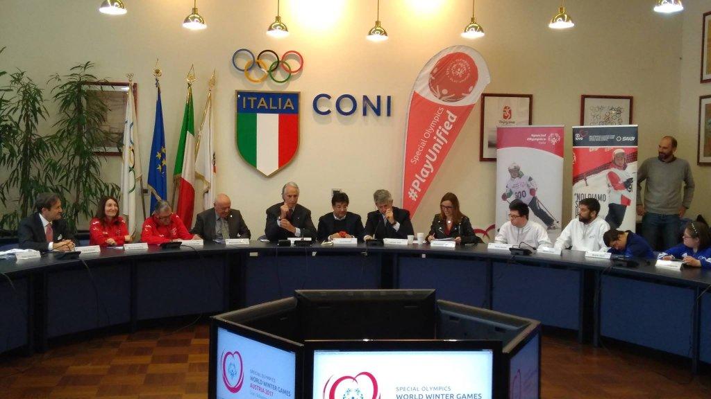 Mondiali invernali di Special Olympics