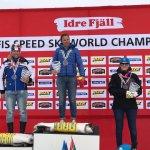 Mondiali femminili di sci velocità
