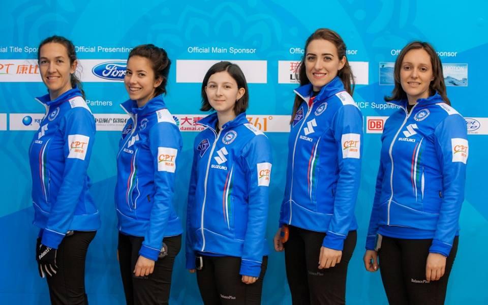 mondiali femminili di curling