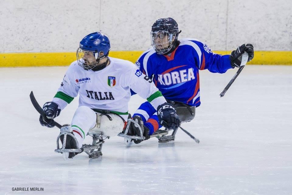 mondiali di para ice hockey