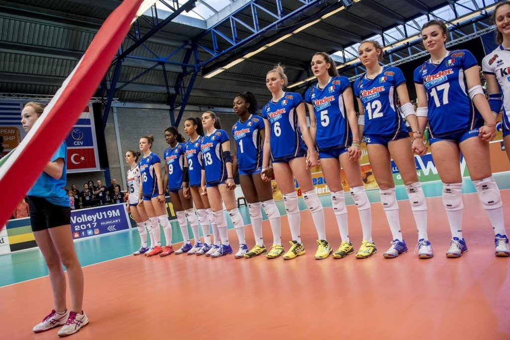 Europei Femminili Under 18