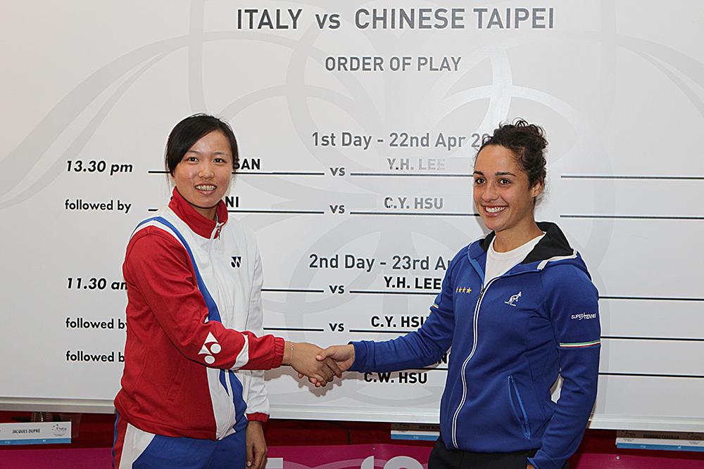 italia - Taipei