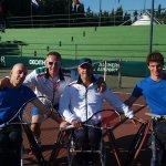 Mondiali tennis in carrozzina