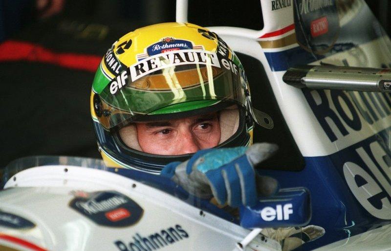 Ore 18.40: quando si spense il cuore di Ayrton Senna