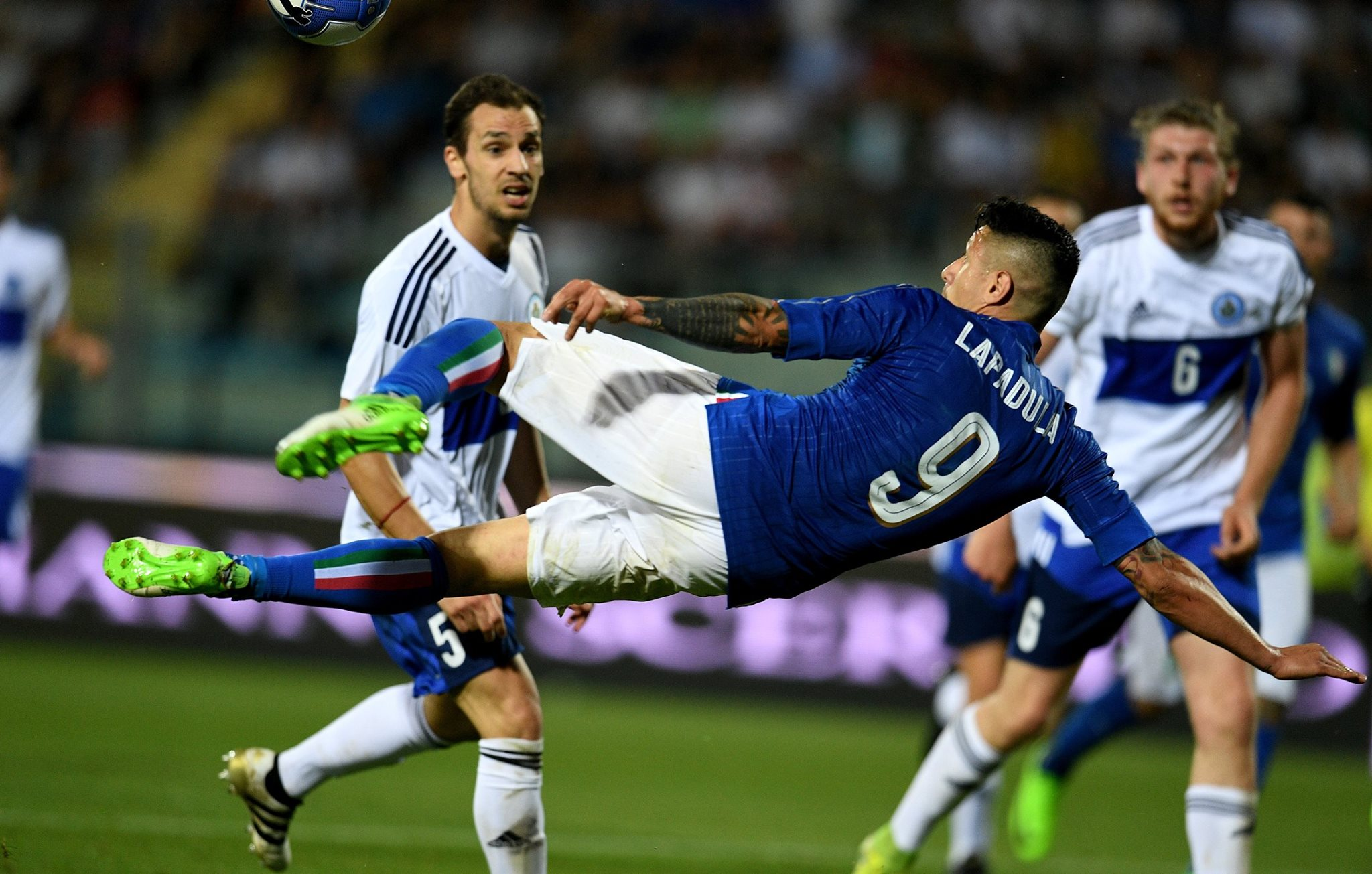 L'Italia dei giovani c'è: gli azzurri asfaltano San Marino - Mondiali.it