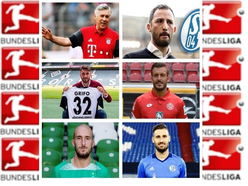 Maglia Home FC Schalke 23Daniel Caligiuri