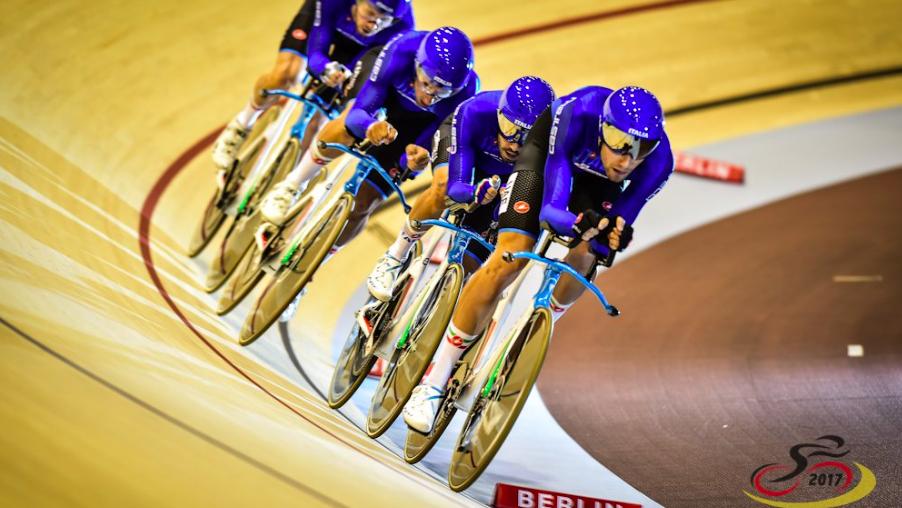 europei di ciclismo su pista