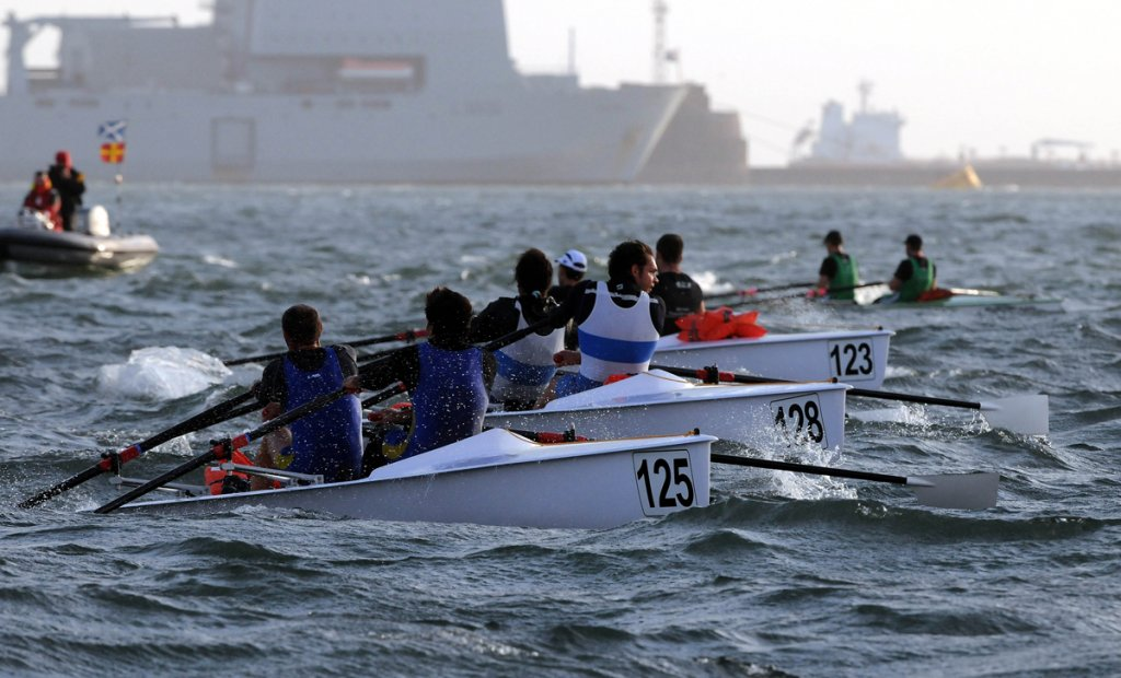 Mondiali di Coastal Rowing