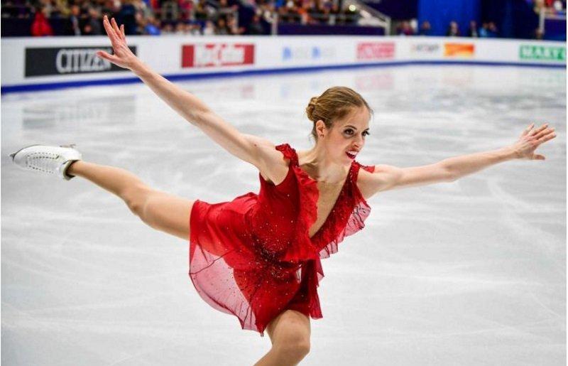 Carolina Kostner incanta agli Europei 2018 di Mosca e sale sul podio