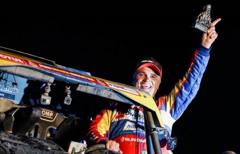 Dakar 2018: Carlos Sainz a 55 anni centra la seconda vittoria nel rally
