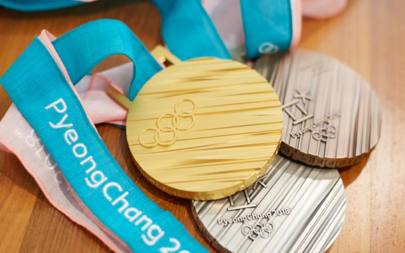 Ecco il medagliere olimpico dei xxiii giochi olimpici di for Xxiii giochi olimpici invernali di pyeongchang medaglie per paese