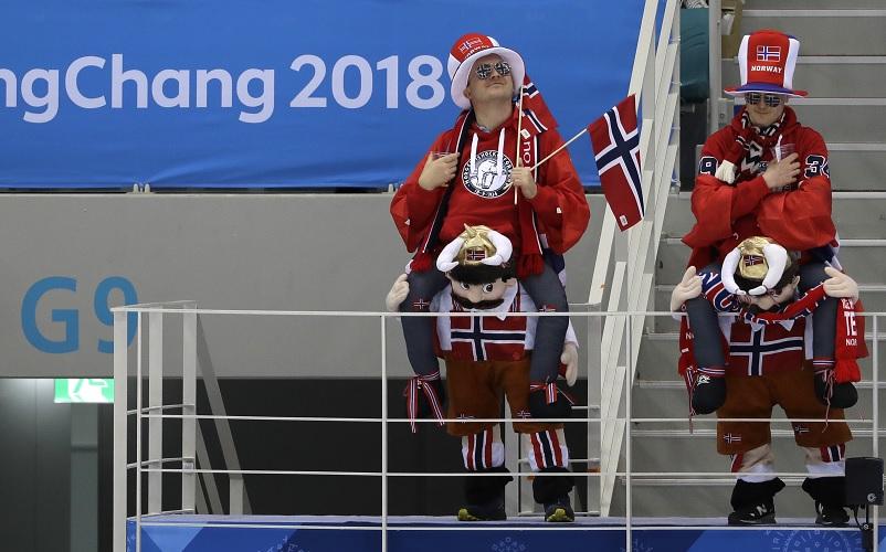 I segreti vincenti della norvegia alle olimpiadi invernali for Xxiii giochi olimpici invernali di pyeongchang medaglie per paese