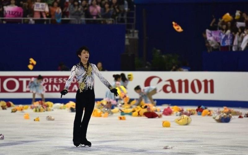 Pioggia di winnie the pooh per il pi grande pattinatore for Xxiii giochi olimpici invernali di pyeongchang medaglie per paese