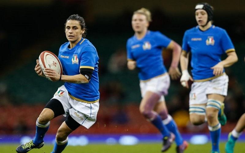 L'Italia del Rugby al femminile conquista il quarto posto al Sei Nazioni 2018