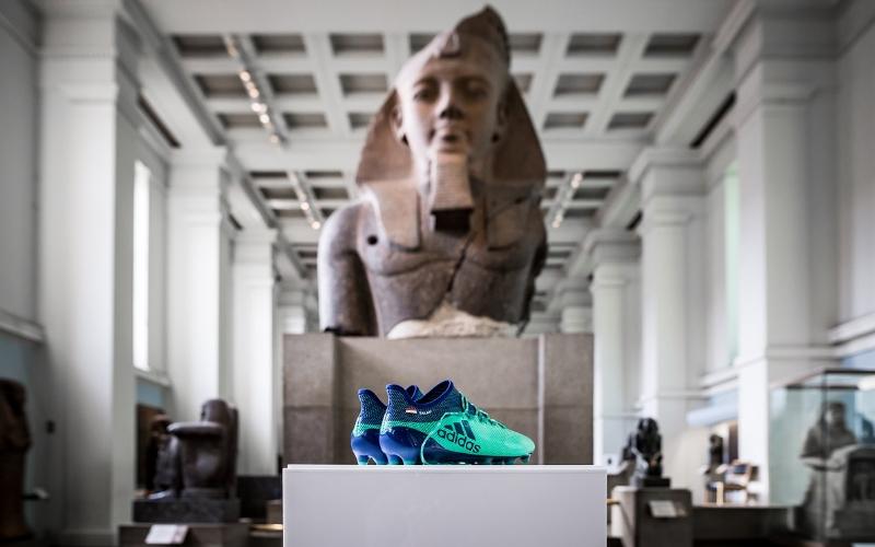 Salah nella storia: le sue scarpe tra i cimeli egiziani