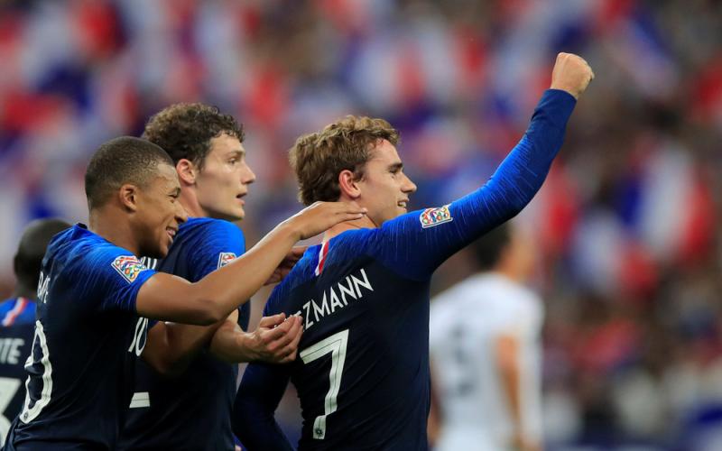 Nations League, i primi verdetti: Francia in finale, Germania quasi out. Ok l'Ucraina