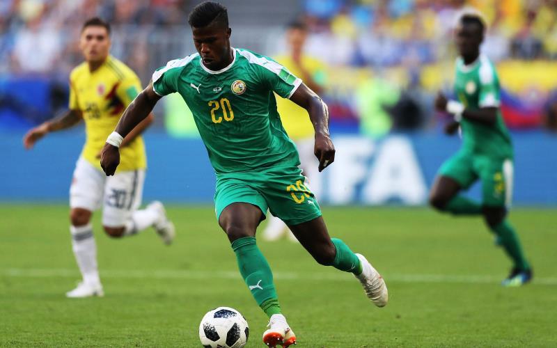 Niente nazionale per Keita Baldé. Il Senegal manda una mail sbagliata