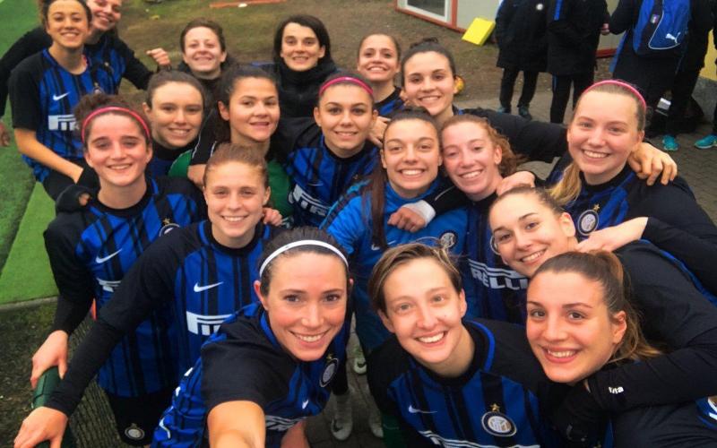 Programmazione e affiliazione: così l'Inter femminile sta dominando la Serie B