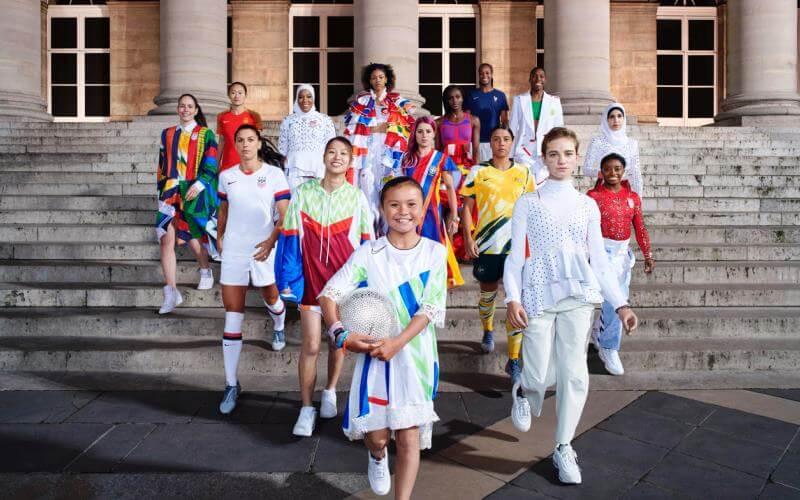 Mondiale Donne 14 2019La Testimonial Maglie Vio Nike Con Presenta Bebe tshCBxordQ