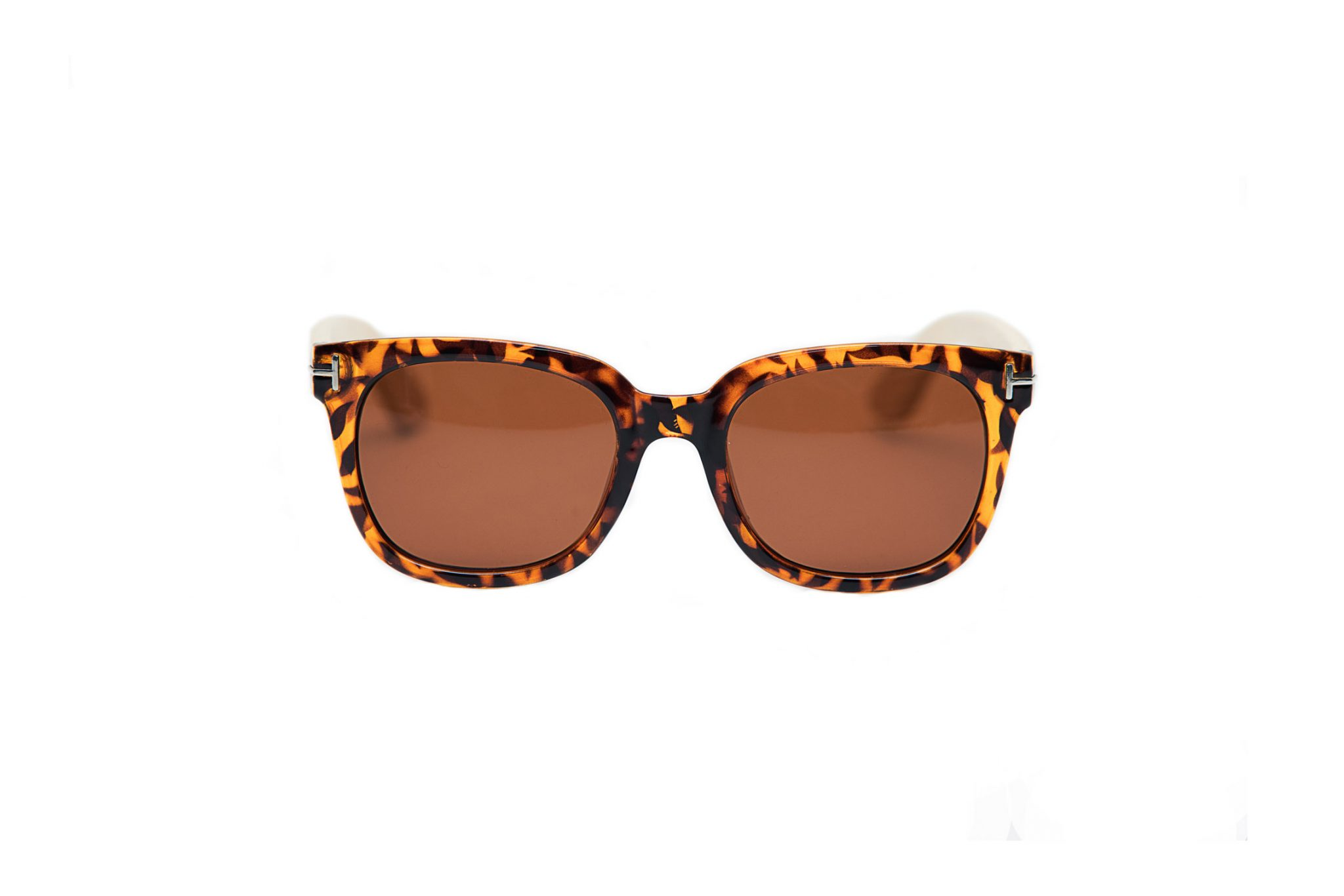 Nizza - Tortoise/Amber Brown