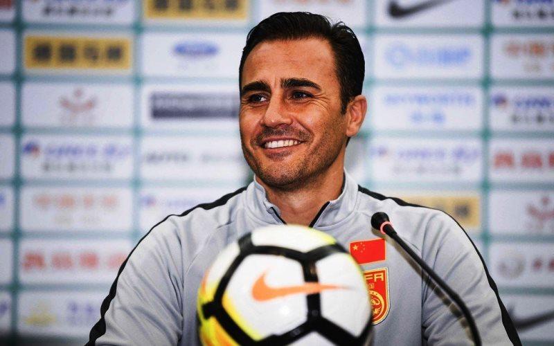 Dopo Lippi ecco Cannavaro. La nazionale della Cina parla ancora italiano