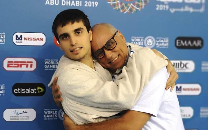 Pioggia di medaglie azzurre all'Olympics Special World Games