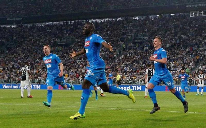 Napoli, un anno dopo: da Koulibaly all'Allianz Stadium al ko con l'Arsenal