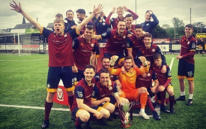 La favola del Cardiff Met, squadra di universitari qualificata in Europa League