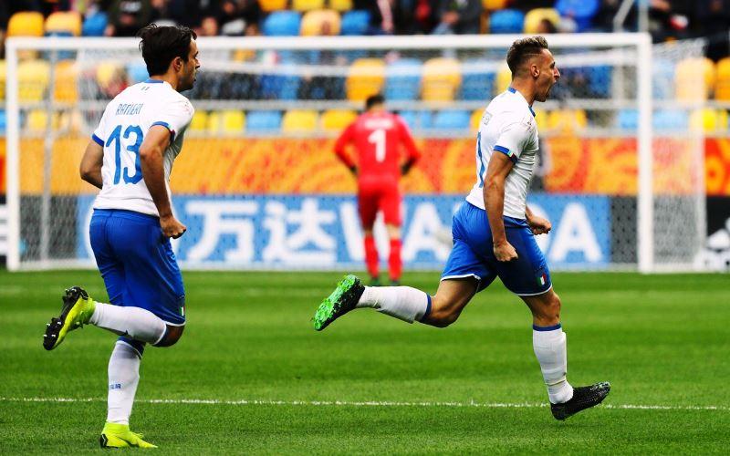 Mondiale Under 20: Italia buona la prima nel segno di Frattesi e Ranieri
