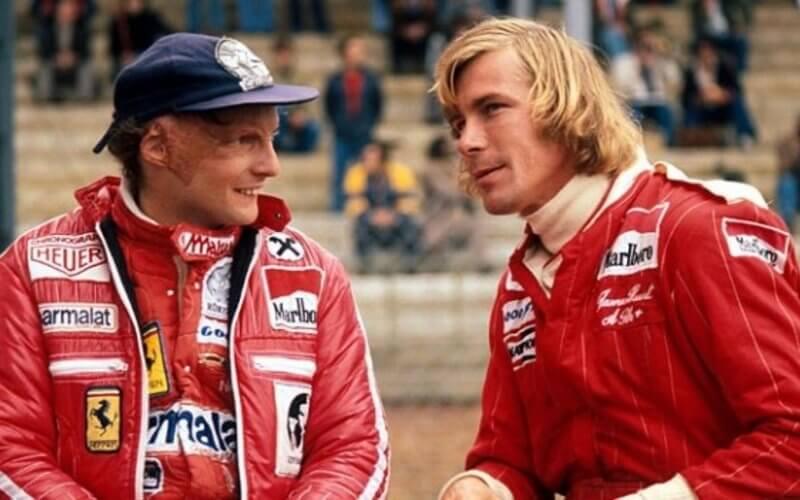 James Hunt, il pilota ribelle nemico amico di Niki Lauda