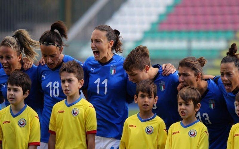 Ci siamo: ecco le 23 azzurre convocate per il Mondiale femminile