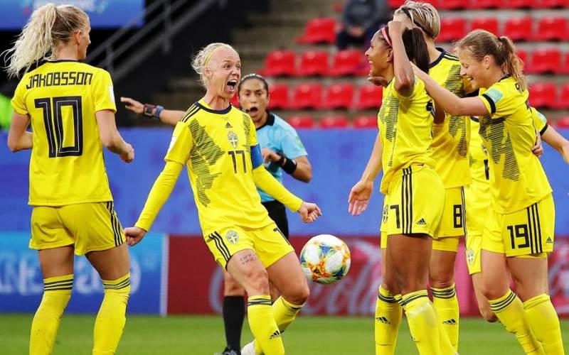 """Svezia – Usa per il primo posto. Anna Anvegard: """"Sono in cerca di vendetta!"""""""