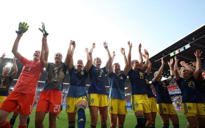 [VIDEO HIGHLIGHTS] La Svezia che elimina la Germania è la sorpresa dei quarti?