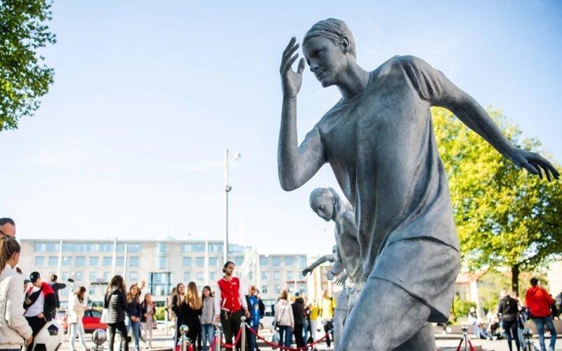 Mondiali femminili, in Svezia hanno danneggiato la statua di Nilla Fischer