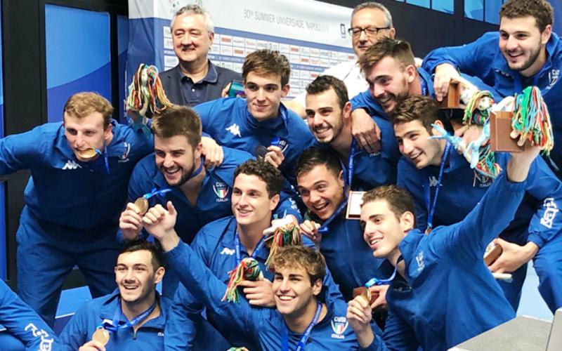 Universiade: cala il sipario a Napoli. L'Italia chiude sesta nel medagliere con ben 15 ori