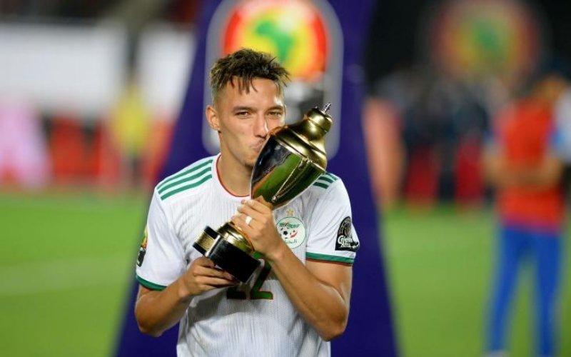 L'Algeria vince la Coppa d'Africa e consegna al Milan Bennacer giocatore del torneo