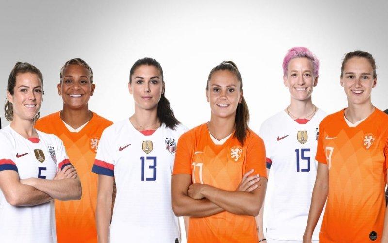 Mondiali femminili, il giorno della finale: chi vincerà tra Olanda e Stati Uniti?
