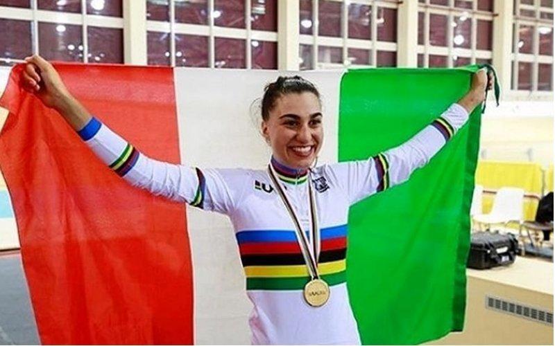 Ciclismo su pista: Camilla Alessio e le sue compagne sul tetto del Mondo juniores