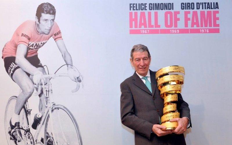 Addio, Felice Gimondi