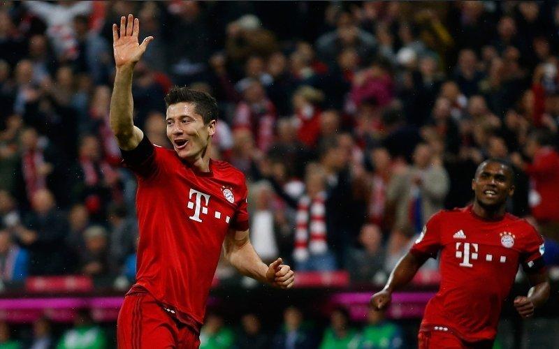 Momenti unici nel calcio: i 5 gol di Lewandowski in 9 minuti