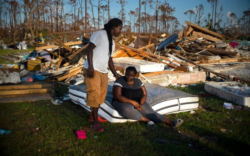 Bahamas devastate dall'uragano Dorian: Michael Jordan dona 1 milione di dollari